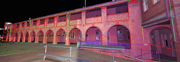 Laser Scanning Services in Australia