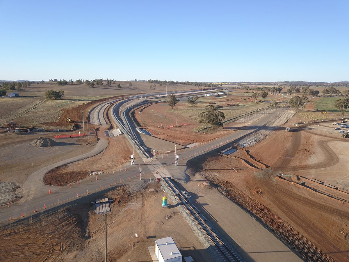 Inland Rail Project (P2N)